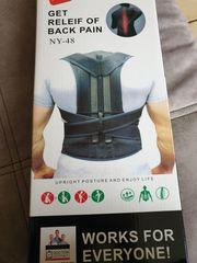 Rückengurt Rückenbandage NEU Größe XXL