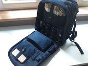 Picknickrucksack 4 Personen integrierter Kühltasche