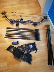 Compound Core Archery ZEAL Bogen