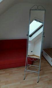 Spiegel schwenkbar freistehend