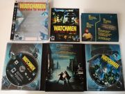 Playstation 3 SpielWatchmen Special Edition