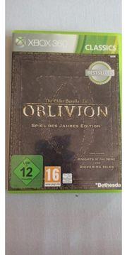 Oblivion XBOX360 Spiel