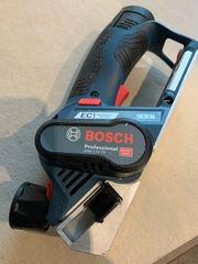 Bosch Akku - Hobel 12V