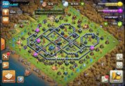 Clash of Clans Endstufe