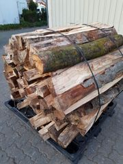 Brennholz Meterholz
