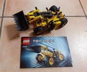 Lego Fahrzeuge Flugzeug und Figur