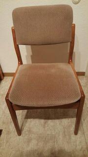 4 Stühle Retro