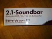 T V 2 1- Soundbar