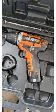 worx Akku-Schlagschrauber DDI3 1 WX283