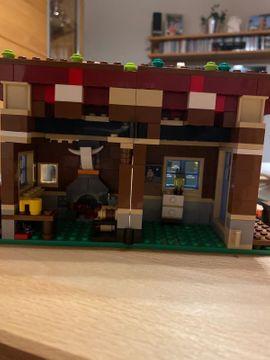 Spielzeug: Lego, Playmobil - Lego creator 3in1 Berghütte