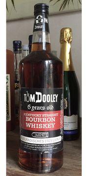 Tom Dooley Kentucky Straight Bourbon