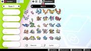 Pokémon 1EUR Shop Shiny Schwert