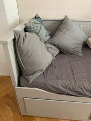 Hemnes Bett Schlafsofa Tagesbett als