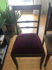 Antik Stühle zirka 90 Jahre