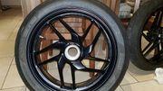Original Ducati Monster Vorder- und