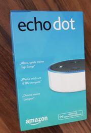 Alexa Amazon Echo Dot weiss