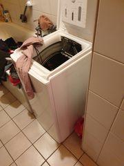 Waschmaschine toploader
