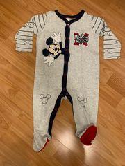 Schlafanzug Mickey Mouse - Grösse 80