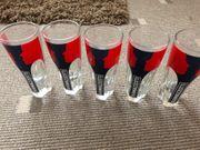 Ramazzotti Gläser 5 Stück