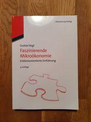 Faszinierende Mikroökonomie 4 Auflage Buch