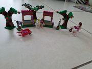 Lego Friends Reiterhof und Obststand