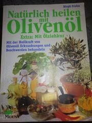 Buch Olivenöl