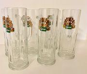 Gösser Gläser mit Henkel 6