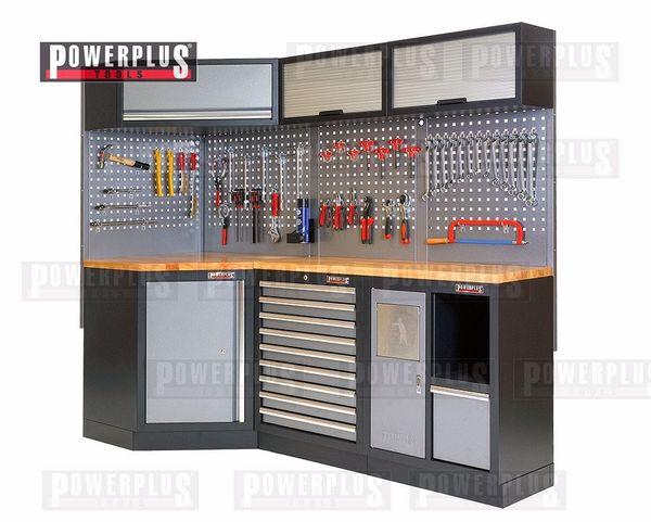 Hervorragend Komplette Werkstatteinrichtung, Werkstatt Set gefüllt mit Werkzeug WL07