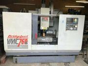 Bridgeport VMC 760 CNC-Fräsmaschine Mit