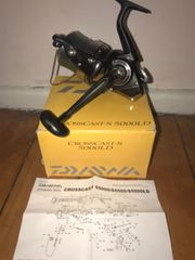 Daiwa Crosscast S 5000LD Angelrolle