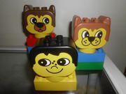 Lego Duplo Köpfe Steine