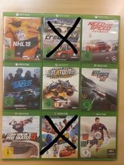 Xbox One Spiele Neu Zustand