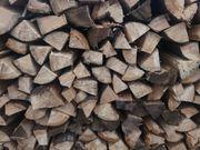 Brennholz Ofenholz Kaminholz Fichte
