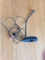 Tischmikrofon Lucent Speedlink