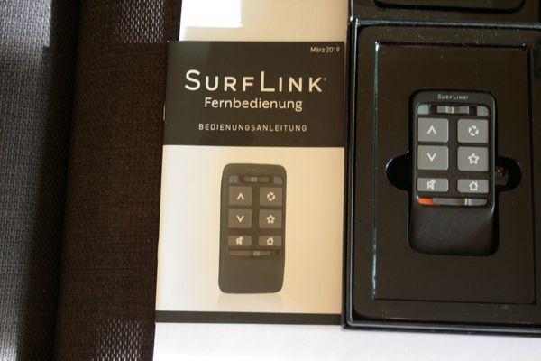 Hoergerät Z-Series- Fernbedienung SURFLINK Starkey