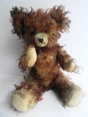 Antiker Teddybär der Marke Petz