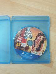Ps4 GTA 5 Spiel