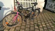 Praktisches Fahrrad für jeden Tag