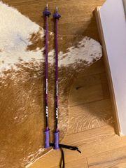 Reserviert Leki Kinder Skistöcke 90cm