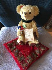 Teddybären-Sammlung