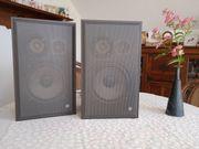 2 Lautsprecher-Boxen TELEFUNKEN Hi-Fi-Box L