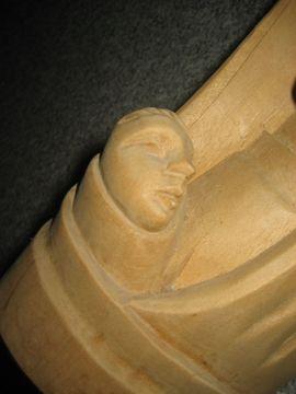 Bild 4 - Marienfigur Maria mit Kind Figur - Birkenheide Feuerberg