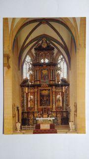 AK St Severikirche Erfurt