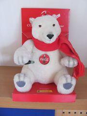 Steiff COCA-COLA Polar Bär EAN