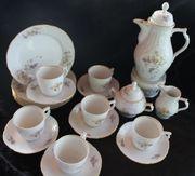 seltenes Kaffeeservice von Rosenthal Serie