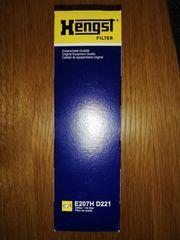 Oelfilterelement Metallfrei RG 4 für