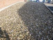 ca 500 kg Rheinkies vom