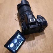 Nikon D5300 mit 2 Objektive