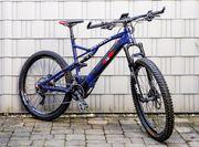 Rotwild E-Mountainbike R C FS