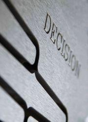 Kugelbahn DECISION HomeOffice Entscheidungshilfe PIXEL